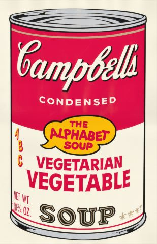 Campbell's Condensed [5 œuvres]