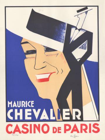 Maurice Chevalier [7 affiches]