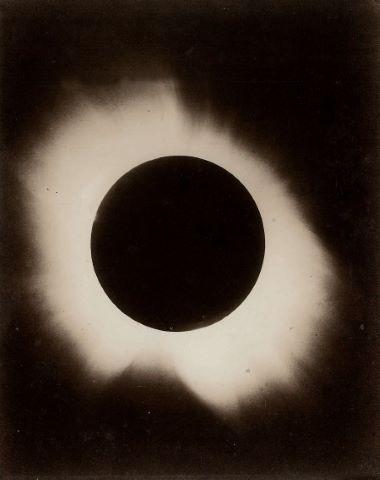 Éclipse totale vue depuis Sobral au Brésil