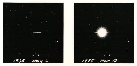 Mort d'une étoile, saisissante extinction de la Nova Herculis