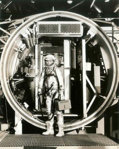 Trois portraits mythiques de la conquête spatiale : Walter Schira, John Glenn & Allan Shepard