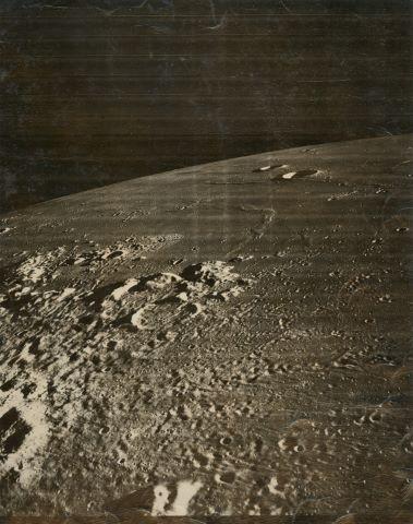 Vue oblique sur Mare Nubium