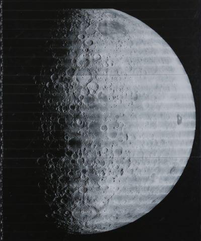 Pôle Sud de la Lune