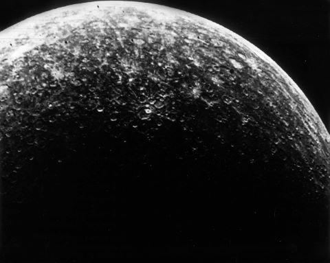 Ensemble de 37 vues de Venus et Mercure