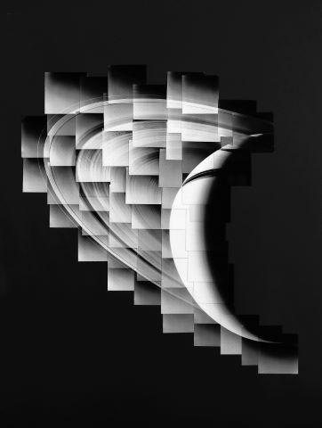 Exceptionnelle vue de Saturne et ses anneaux