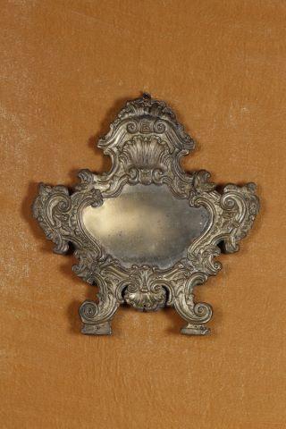 Paire de miroirs