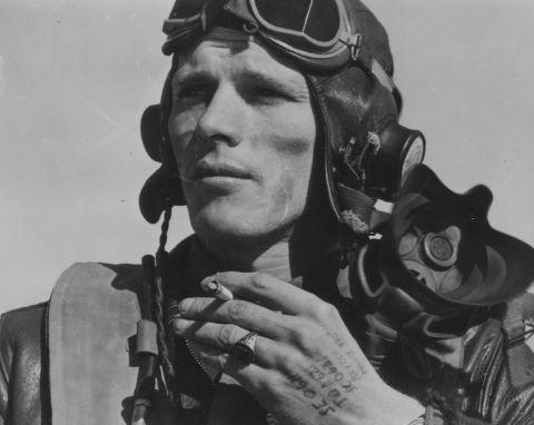 Pilote de l'armée américaine