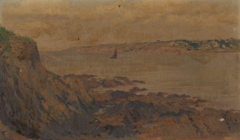 Vues de voiliers [2 œuvres]