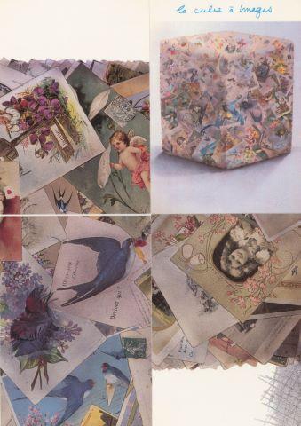 Le Cube à images, 29 cartes postales