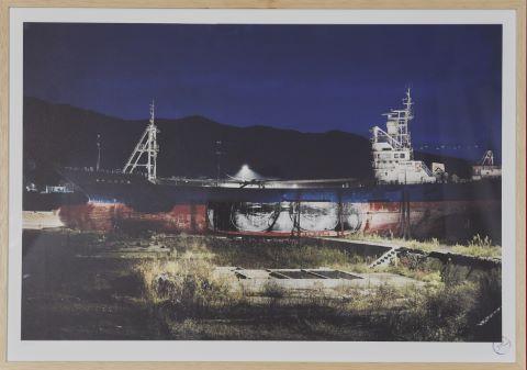 Inside Out, Action in Kesennuma, Japan