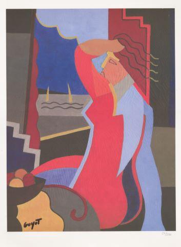 Portrait de femme cubisante [5 œuvres]
