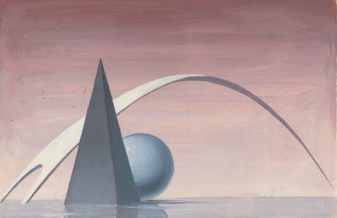 Paul Mantes (1921-2004)