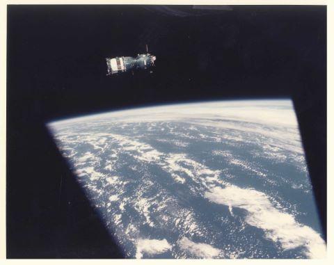 Rencontre entre Apollo et Soyouz en orbite
