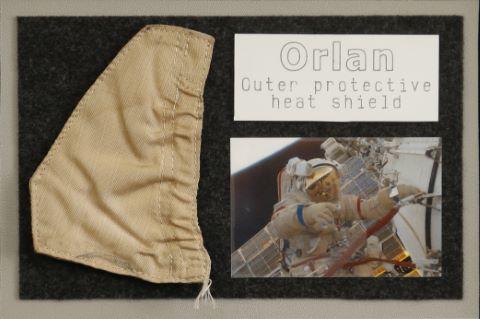 Protection extérieure Orlan