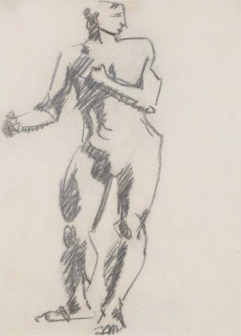 Henri Gaudier-Berzska (1891-1915)