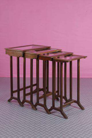 Table gigognes rectangulaires (suite de 4)