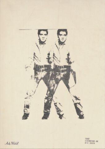 D'après Andy Warhol (1928-1987)