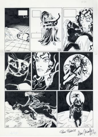 Eva Medusa, Tome 3, planche 44