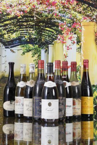 18 bouteilles