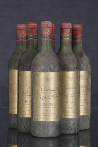 6 bouteilles