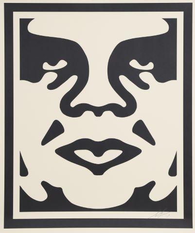Triptyque Obey Giant 3 faces crème