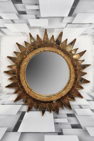 Miroir soleil n°1