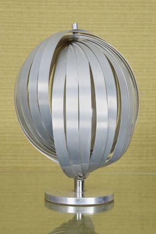 Lampe sphérique spirale