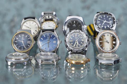 Lot de 14 montres