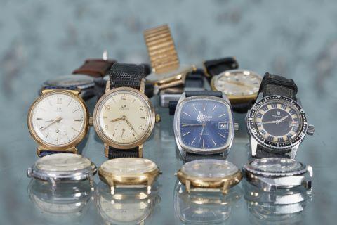13 montres