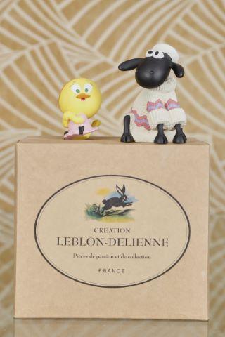 Shaun le mouton + Priscilla