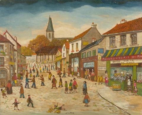 Grand'rue du marché