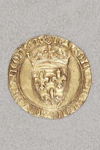 Écu d'or à la couronne