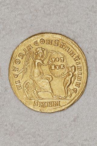 Solidus en or