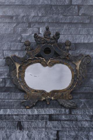 Miroir ajouré
