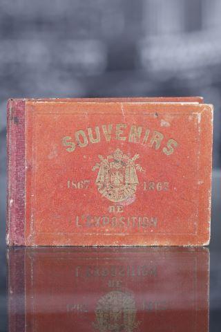 Souvenirs de l'exposition 1867