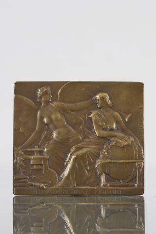 Médaille Charles Delagrave