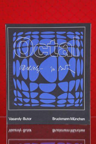 Octal, texte de Michel Butor