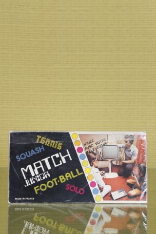 Console vidéo - Match Junior