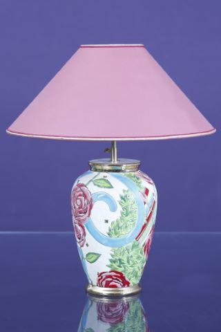 Lampe Parfums de Roses