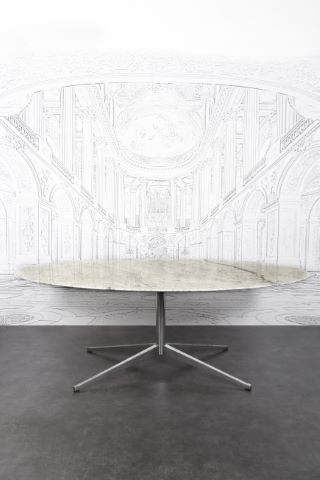 Table modèle Oval