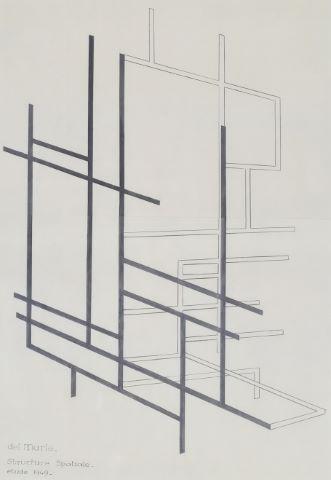 Structure spatiale