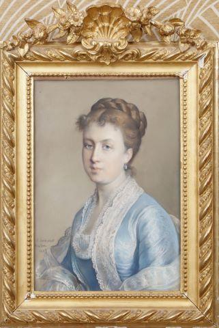 Cécile de Pessonneaux du Puget, fille de l'artiste
