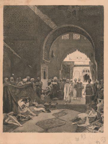 Le Lendemain d'une victoire à l'Alhambra