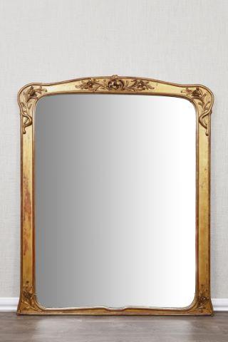 Important miroir