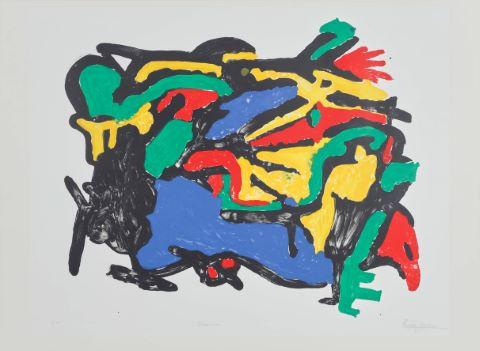 Eugène Ionesco (1909-1994) & Henri-Georges Adam (1904-1967)