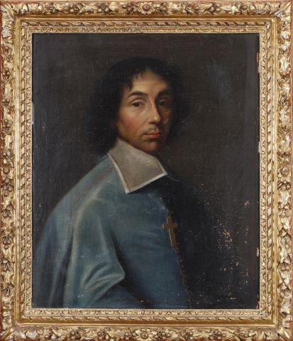 Portrait d'eccclésiastique