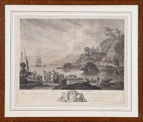 Golfe près de Naples