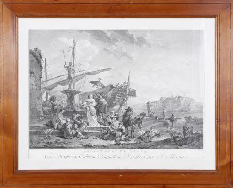 L'Ancien port de Gènes