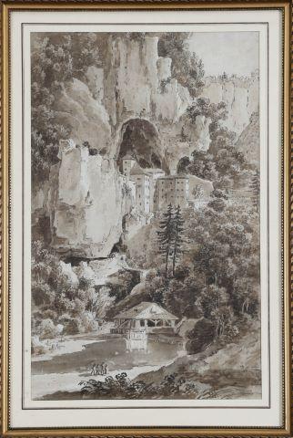 Sainte-Baume, Roc de la Miséricorde