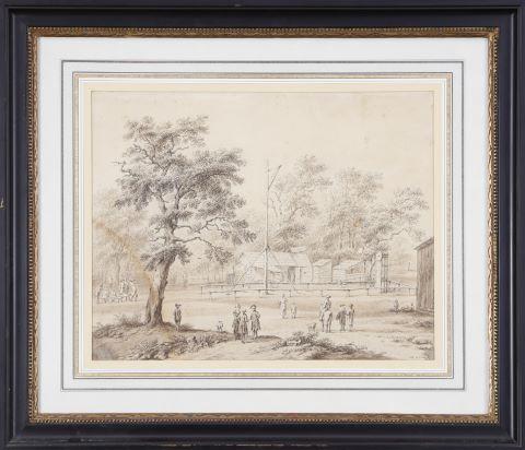 Le Prader en 1789
